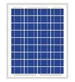 Solar panel 50W poly