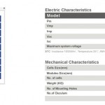Solar Panel 5W polycrystalline