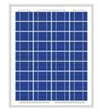 Solar panel 65W poly