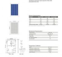 Solar Panel 90W polycrystalline