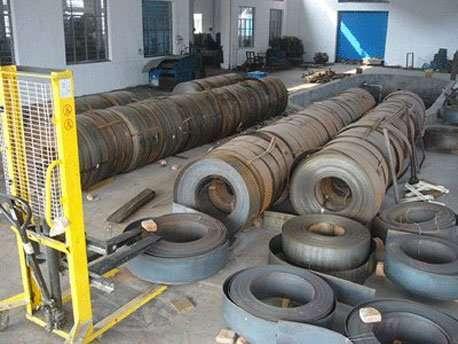 Steel to manufacture Air Conditioner Bracket