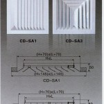 Supply Air 3-way Diffuser