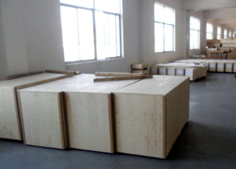 Thermodynamic-panel packing