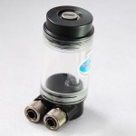 Water Cooling Transparent Reservoir