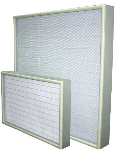 Room Air Conditioner Exhaust Panel