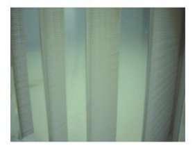 V-Bank HEPA air filter with Big Air Volume