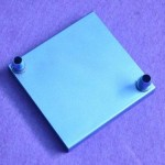 Water Cooling Block 46x46x12