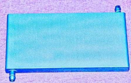 Water Cooling Radiator 170x86x18