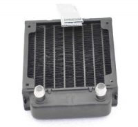 Water Cooling Radiator for installing 1pcs 80mm cooling fan
