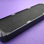 Water Cooling Radiator for installing 3pcs 120mm fan