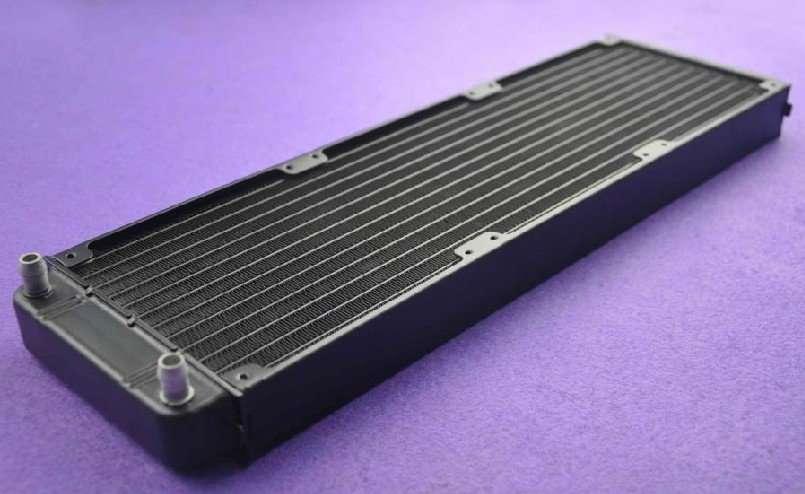 Water Cooling Radiator for installing 3pcs fan