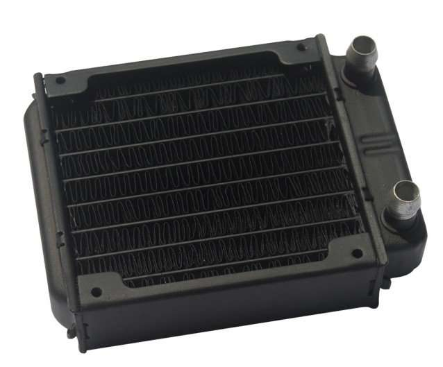 Water Cooling Radiator for installing 120 fan