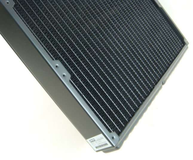 Water Cooling Radiator for installing 9 fans