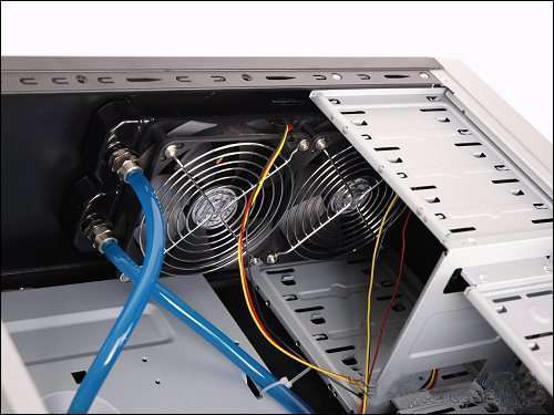 Water Cooling Computer Case