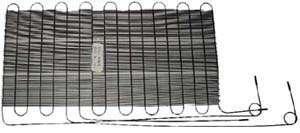 Wire on tube condenser 11