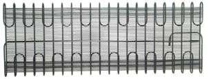 Wire on tube condenser 7