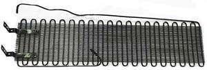 Wire on tube condenser 9