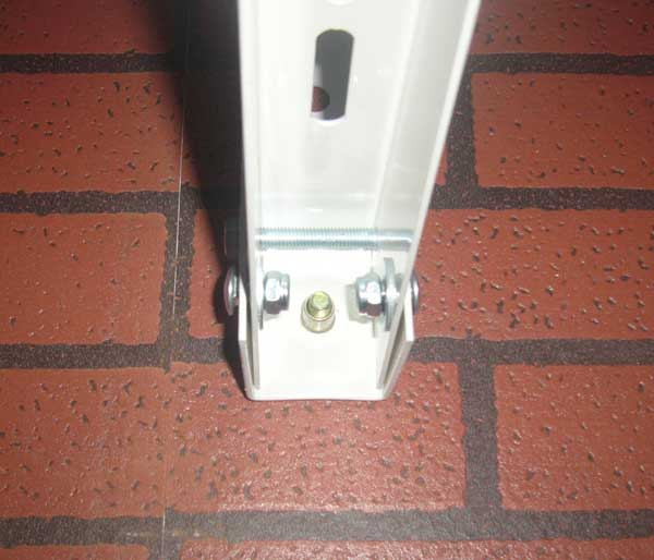 air conditioner bracket with sliding bar (1)