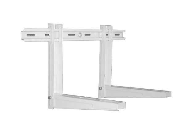 staffa del condizionatore d'aria con la barra di scorrimento (20)