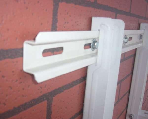 air conditioner bracket with sliding bar (23)