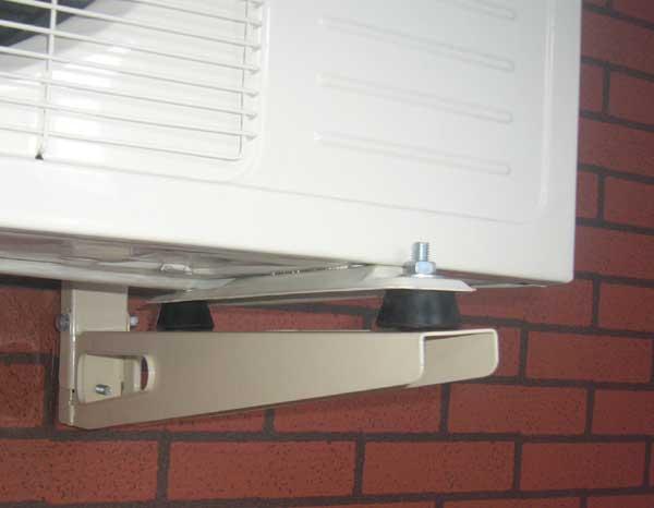 air conditioner bracket with sliding bar (26)