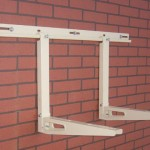 One-Bolt Air Conditioner Bracket With Sliding Bar Japan Style
