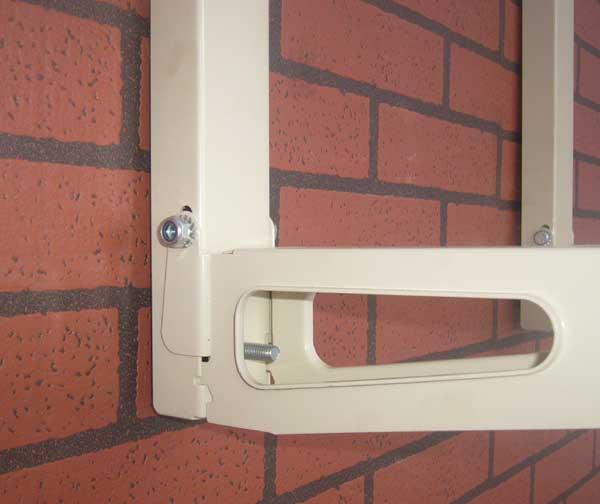 air conditioner bracket with sliding bar (29)