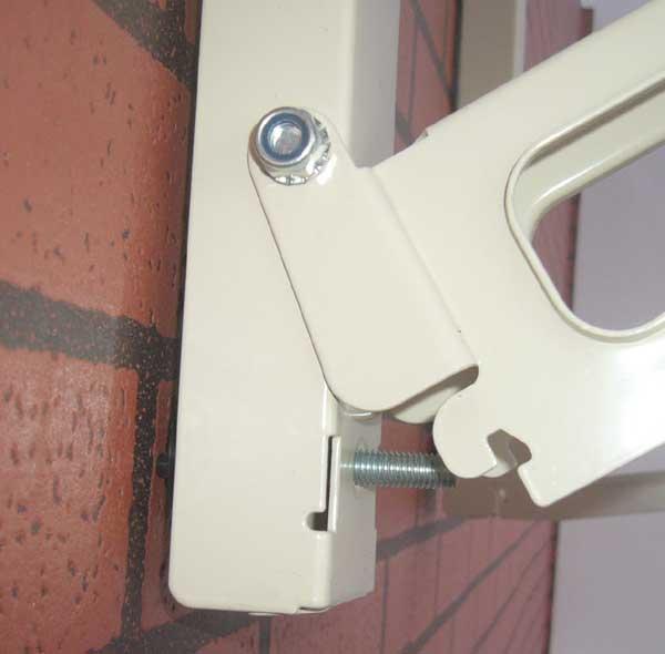 air conditioner bracket with sliding bar (31)