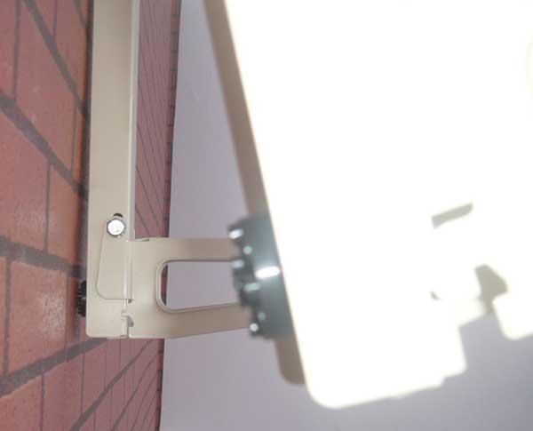 air conditioner bracket with sliding bar (32)