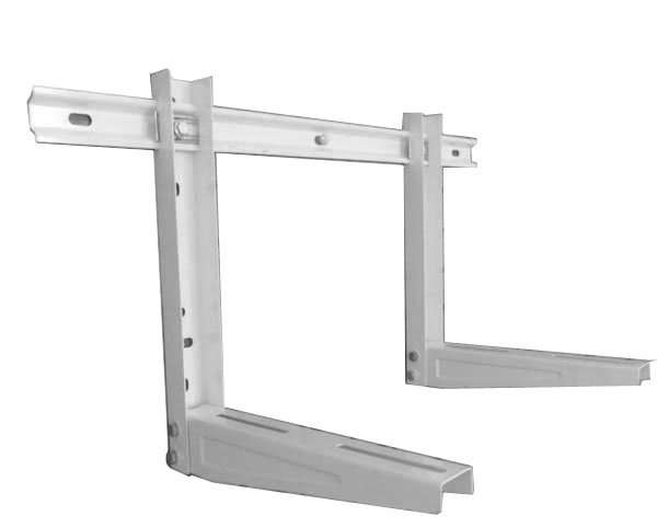 staffa del condizionatore d'aria con la barra di scorrimento (41)