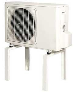 Smartclima outdoor air conditioner ground bracket for Ground air conditioner