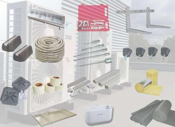 Air Conditioner Materials 1