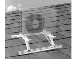 Smartclima 187 Air Conditioner Roof Bracket 1