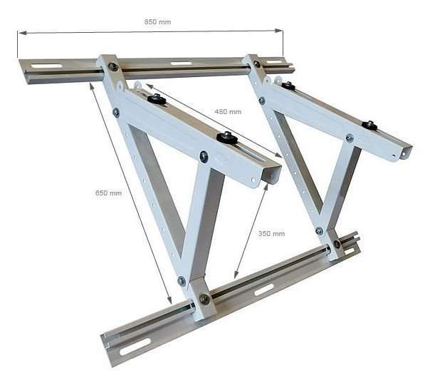 Air Conditioner Roof Bracket (2)