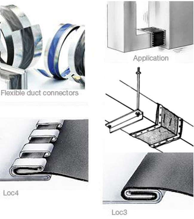 application-of-flexible-duct