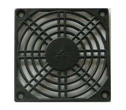 cooling fan plastic grille