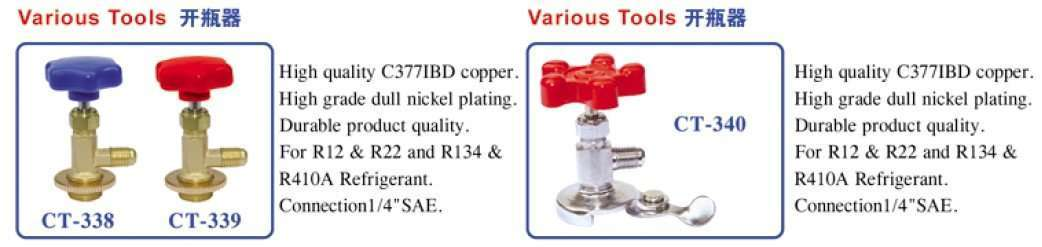 cylinder opener