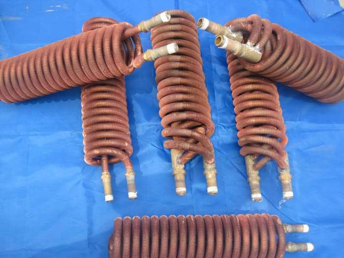 Fin Coil Heat Exchanger