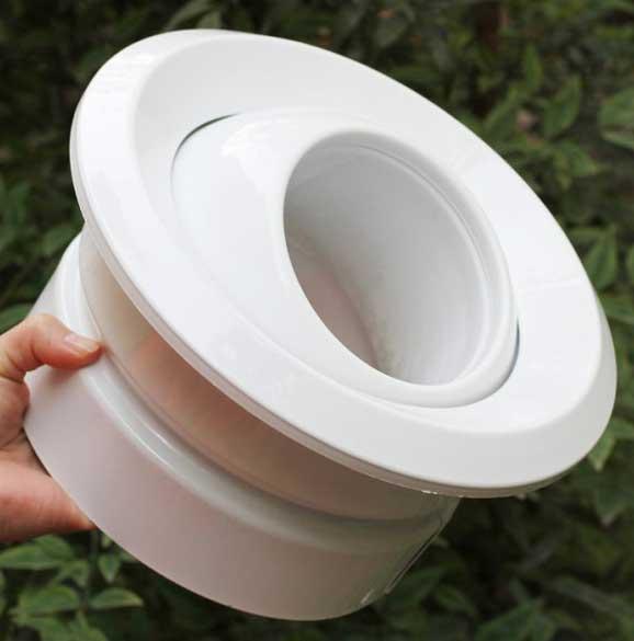Air Nozzle Diffuser made from aluminium