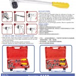 Copper Tube Expanding Tool Kit