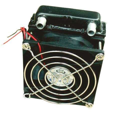 Cooling fan kit