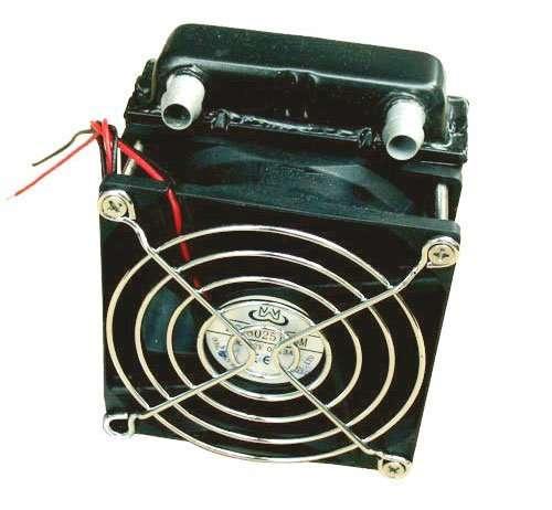 Cooling fan kit