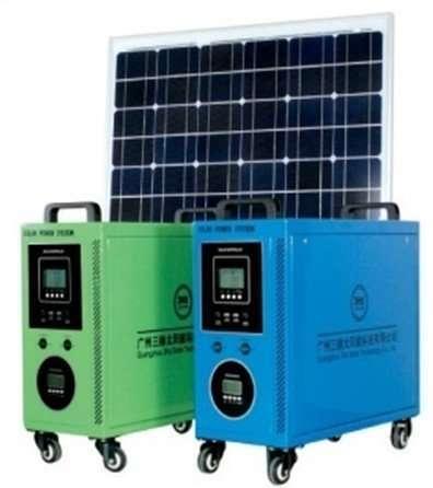 200W Solar PV System