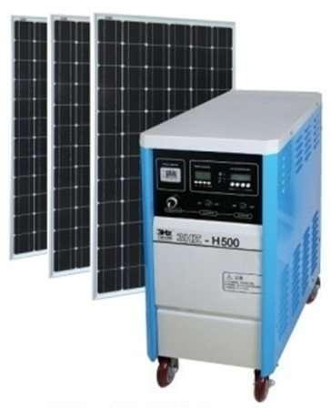 500W Solar PV System