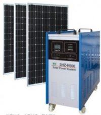 600W Solar PV System