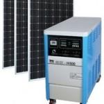 800W Solar PV System