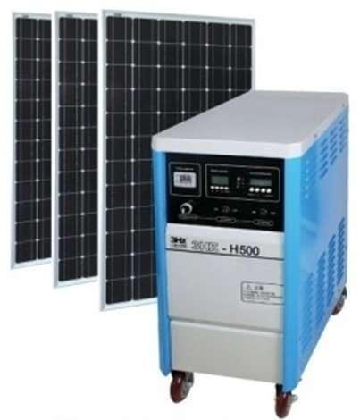 1200W Solar PV System