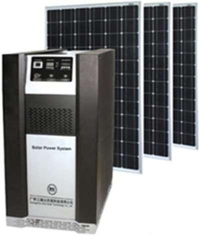 1520W Solar PV System