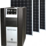 2400W Solar PV System