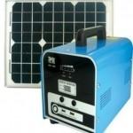 40W Solar PV System